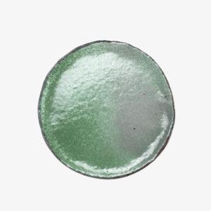 nous paris Gaëlle Le Doledec petite assiette vert jade