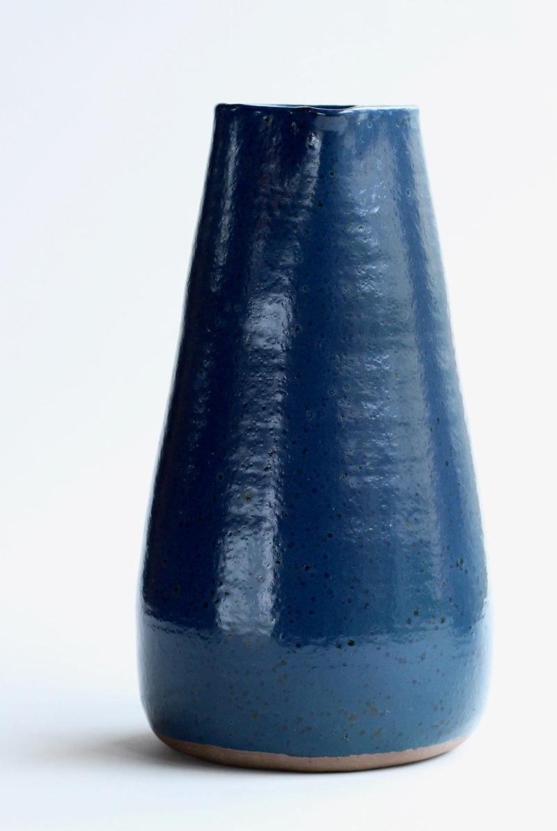 nous paris Gaëlle Le Doledec pichet grès bleu nuit