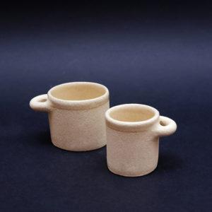 nous paris Lisa Allegra petite tasse espresso asa en gres blanc