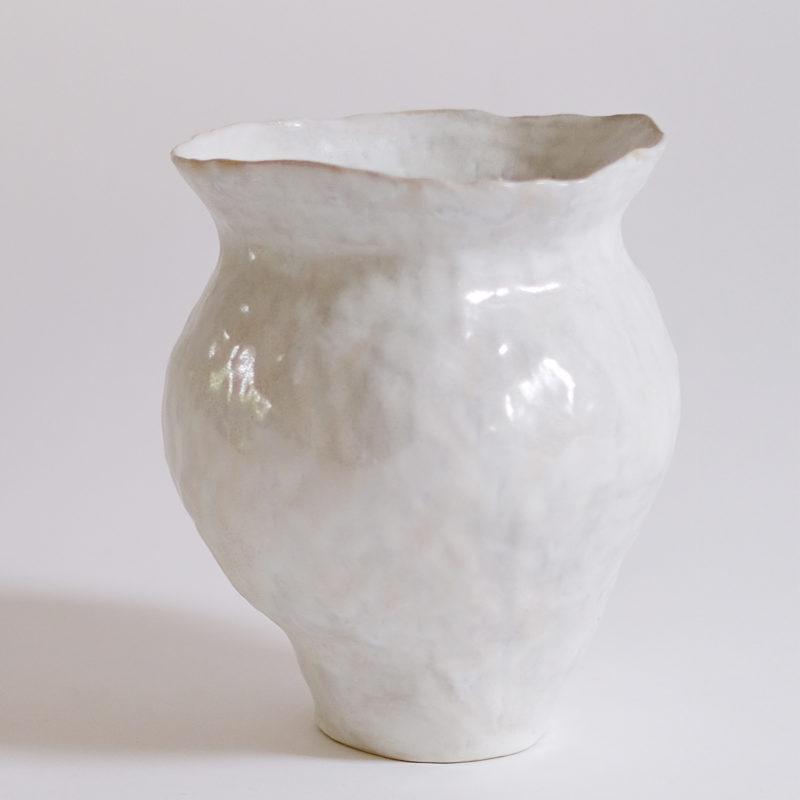 Lucile-Boudier-vase-en-gres-blanc-brillant-v1