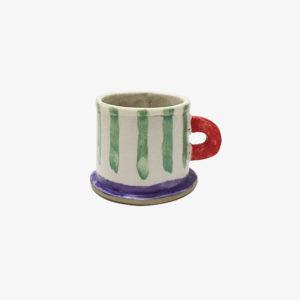 nous paris quentin marais tasse a cafe en gres decore a la main
