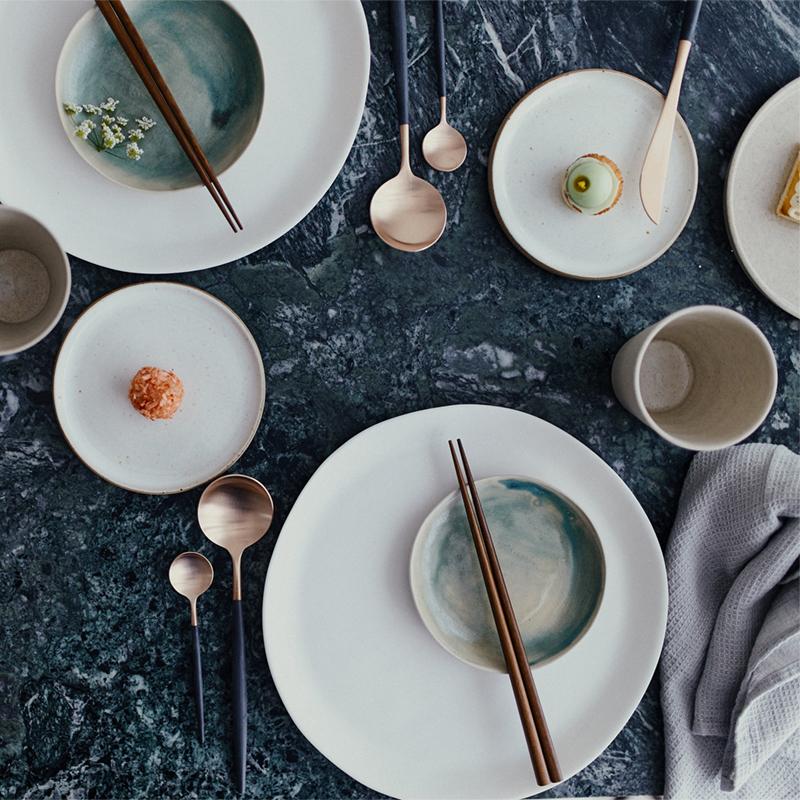 assiette en ceramique vaisselle en ceramique
