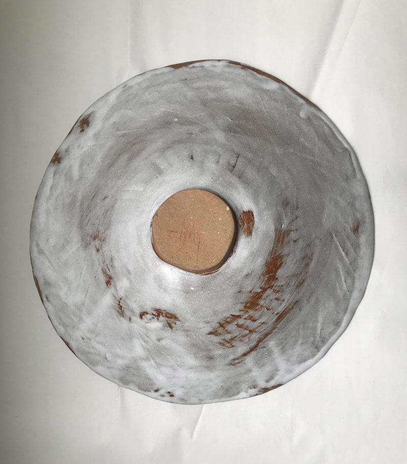nous Paris Coupe a fruits en ceramique blanche Mathilde Martin