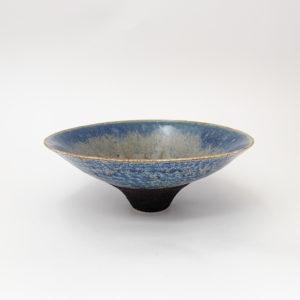 nous paris Motoko Saigo bol japonais bleu délavé piece unique