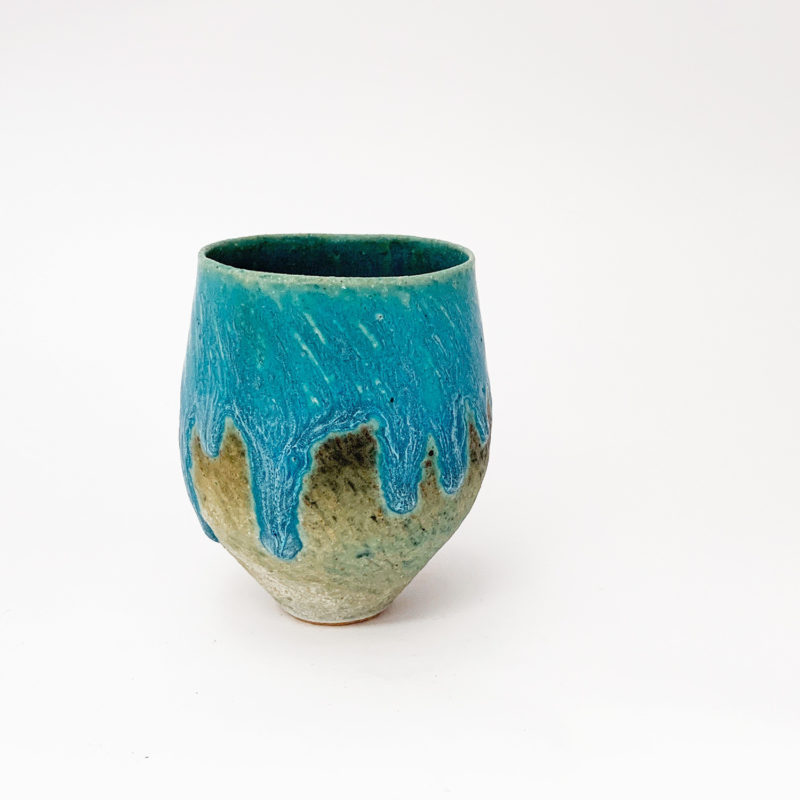 Motoko-Saigo-Tasse-japonaise-en-gres-turquoise-2-v1