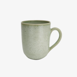 nous Paris Cécile Preziosa mug vert d'eau