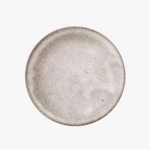 nous Paris Benoit Audureau petite assiette blanc mat terre du Fuilet