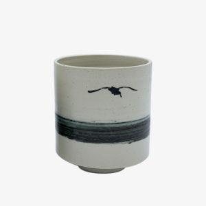 mug christelle le dortz gres oiseau