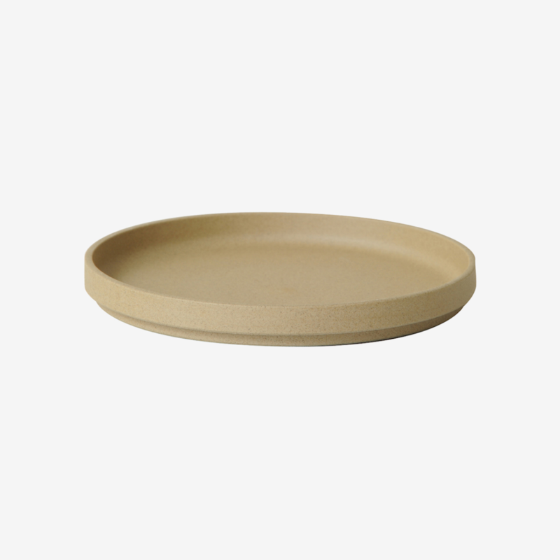 Hasami-porcelain-Assiette-naturel