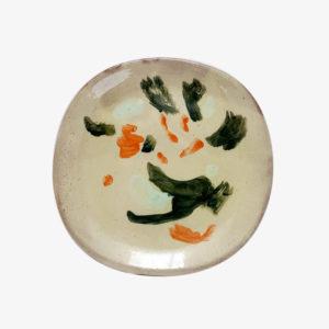 nous Paris Héloïse Bariol Petite assiette peinte à la main