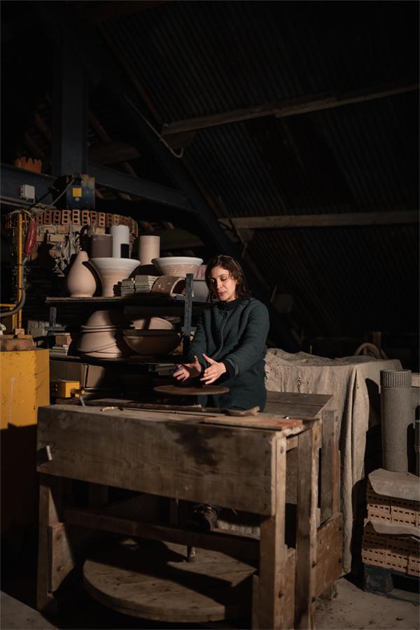 nous paris ceramique contemporaine la borne les grands feux 2019 cuisson au bois