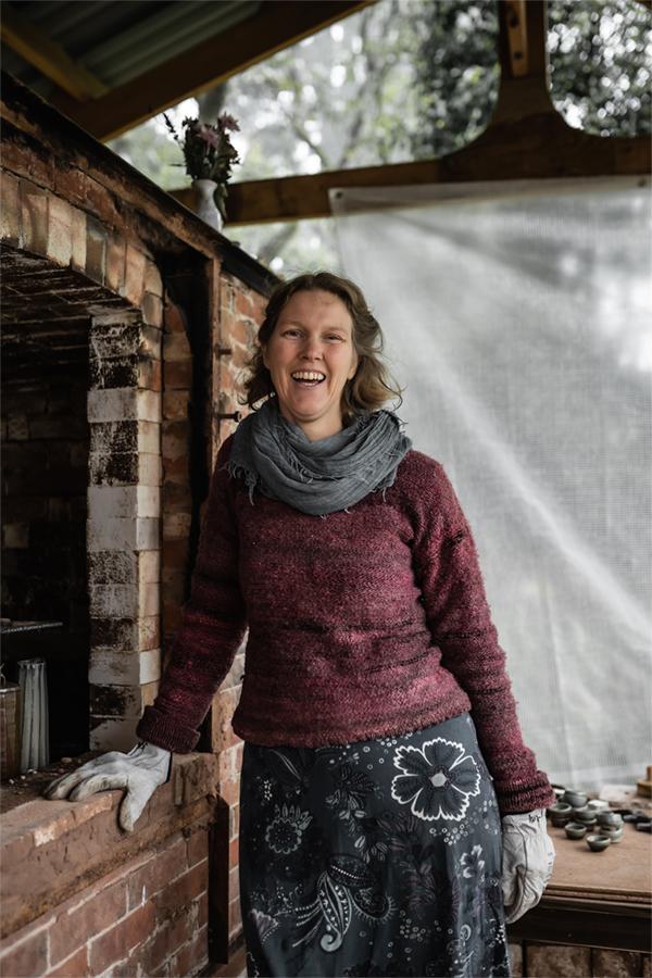 nous paris ceramique contemporaine les grands feux la borne cuisson au bois