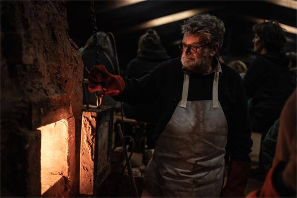 nous paris la borne les grands feux ceramique contemporaine cuisson au bois