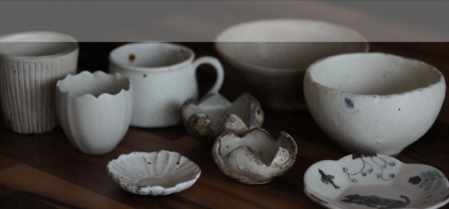 Group show of japanese ceramic artists November 13th to 30th 2020