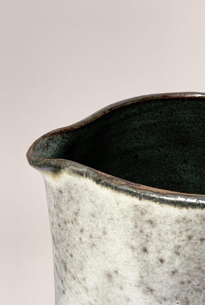 Laetitia di gioia ceramiste vaisselle en gres mat