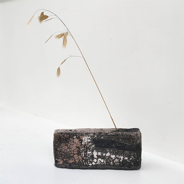 Vase objet mami kanno expo ceramique japonaise