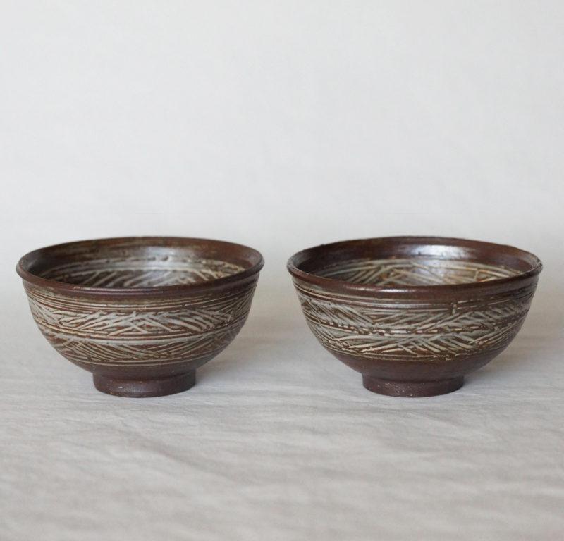 Bol de riz ceramique japonaise shigeru inoue