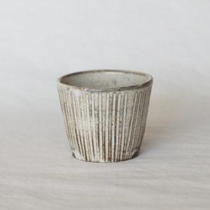 Tasse a café japonaise kohiki Shigeru Inoue