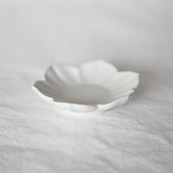 Petite assiette porcelaine Usukiyaki expo ceramique japonaise