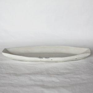 Assiette bateau ceramique japonaise