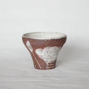 Tasse décor lotus ceramique japonaise