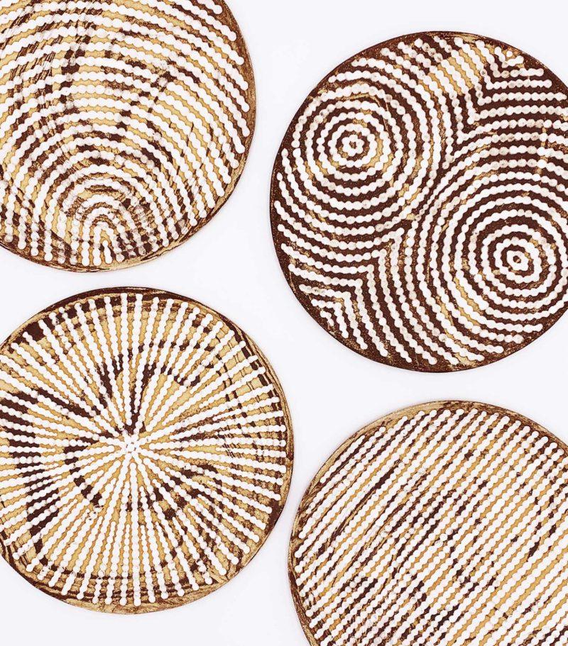 Dominique Mercadal petite assiette ceramique artisan