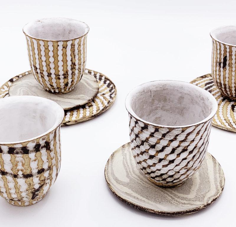 Dominique Mercadal tasse ceramique artisan