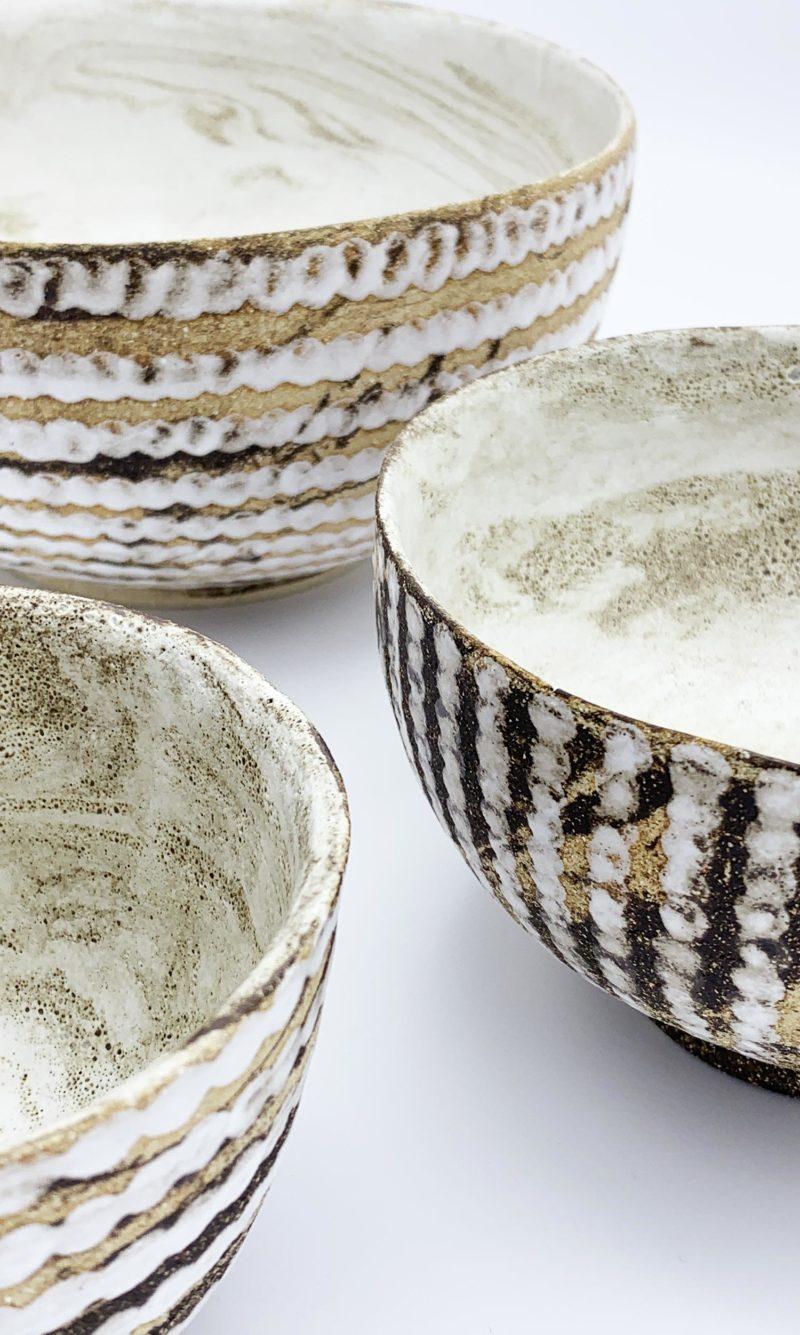 Dominique Mercadal saladier ceramique artisan