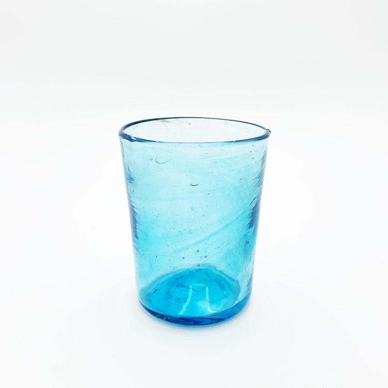 Salaheddin-verre-syrien-gobelet-turquoise-v1