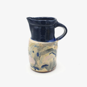 Grand pichet ceramique terre vernissee heloise bariol