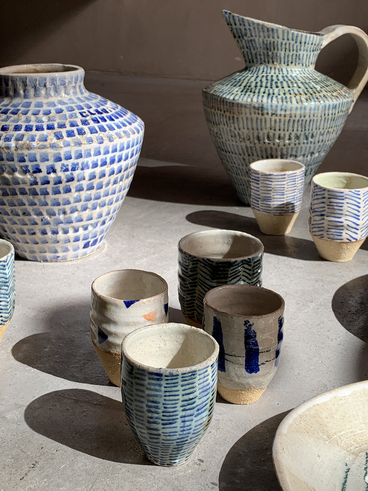 Les céramiques de Léa Brodiez