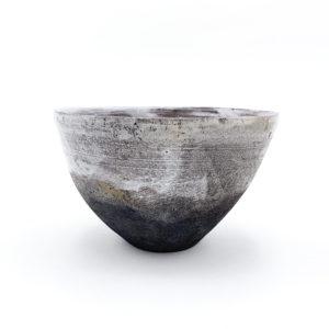 Mami Kanno bol raku japonais en gres ceramique japonaise