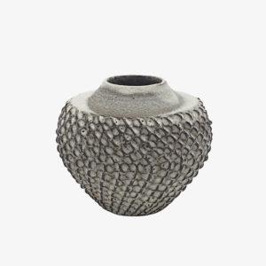 Ema Girardot ceramique japonaise vase en grès