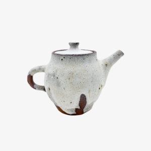 Benoit Audureau petite theiere en ceramique